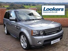 Land Rover Range Rover Sport SDV6 HSE BLACK (grey) 2013-04-11