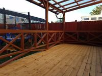 Carpentry & Decking service