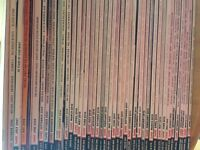 Collection of Movie Magazines