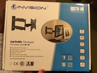 "TV Brackets new and boxed 26"" - 42"" screen"