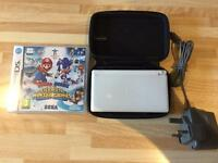 Nintendo DS White with Mario & Sonic Olympic Game