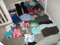 Boys Clothes/School Uniform Bargain Bundle Age 10-11 yrs