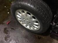 """16"""" Mercedes E280 alloy wheels"""