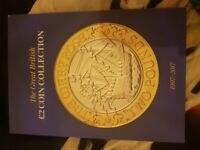 £2/£1/50p/20p/5p Coins + £2 book