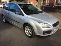 2006 FORD FOCUS 1.6 SPORT WITH 12 MONTHS MOT
