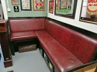 Man cave seating
