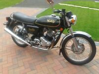 Norton Commando Interstate Mk111 E/S