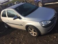 2003 52 VAUXHALL CORSA SXI 1.2 MOT 1/2018 PART EX WELCOME DELIVERY ANYWHERE IN UK