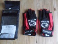 Optimum All weather Gauntlet rugby gloves - XL