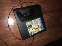 PlayStation 4 with FIFA 17 and 1 pad