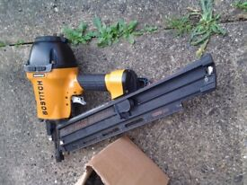 Bostich pneumatic framing nailer for sale