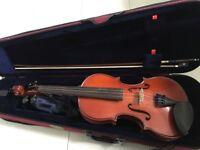 4/4 A Grade Stentor violin.