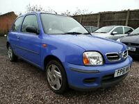 NISSAN MICRA ,,1.0 PETROL,, AUTOMATIC GEARBOX,, LOW MILEAGE,, cheap insurance
