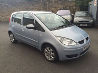 mitsubishi colt equippe 1.3 petrol! 54-plate! 12mths mot! 120,000 miles! excellent runner and drive