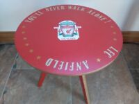 Liverpool coffee table, solid oak