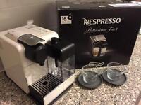 Nespresso lattisima touch