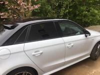 Audi a1 sportback (5 doors)1.4 turbo 125bhp s line