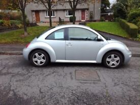 Vw beetle good condition for year mot 1 year £995 ono