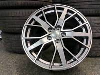 "18"" Audi R8 Style Alloy Wheels for VW Audi 5X112"