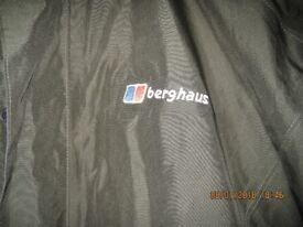Berghaus gortex coat