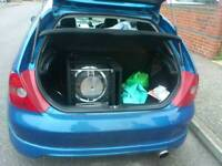 Car audio fitting service Subwoofers - Amps - hids headunits