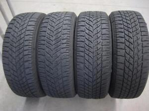 235/55R17, GOOD-YEAR ULTRA-GRIP, winter tires