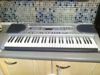 Casio keyboard , stand and bag £65 cash