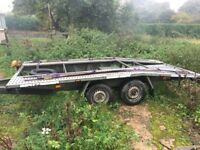 Car trailer----Car transporter