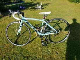 Bianchi niron 7 bike