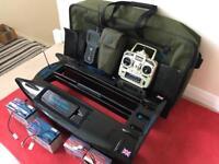 Angling Technics Microcat mk3 & echo sounder