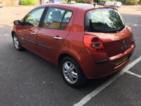 Renault clio 1.6 vvti automatic- petrol-5 dr hatcback- hpi clear part exchange welcome