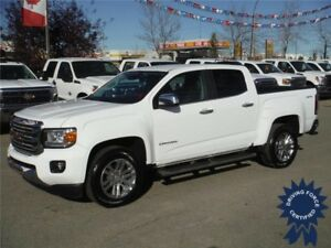 2016 Canyon SLT 4WD - Short Box - Leather - Nav - Remote Start