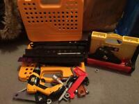Toy toolbench jcb