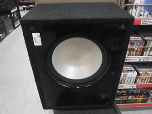 Infinity 12in Subwoofer In Box. We Sell Used Sound Systems. 112997