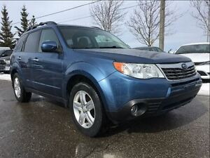 2009 Subaru Forester 2.5 X Limited Package**POWER SUNROOF**LEATH