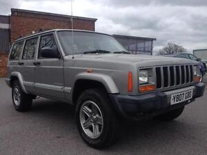 2001-JEEP-CHEROKEE-2-5-TD-60th-Anniversary-5dr