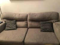3 seater Sofa grey
