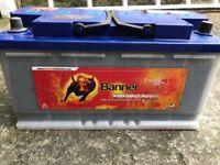 Banner Caravan Leisure Battery