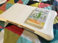 Nintendo Wii Balance Board / Sealed Wii Fit Plus Game