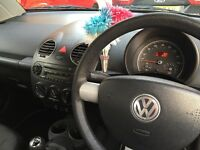 VW Luna 1.6 Beetle great condition with full service history