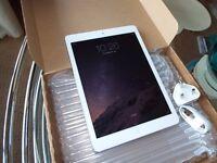 Apple iPad Air - White/Silver (16GB, Wi-Fi, Cellular)