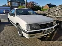 1985 Opel monza 3.0 gse rare manual lcd dash