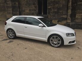 2010 60 AUDI A3 2.0 TDI S LINE *PART EXCHANGE AVAILABLE*