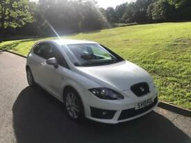2010 SEAT LEON FR CR 2.0 DIESEL FOR SALE!!