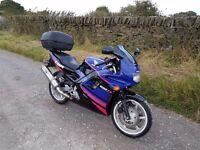 honda cbr 600f2 spares or repair