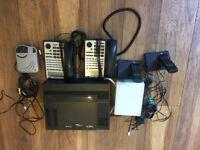 NEC SL1100 Telephone System Package 2 Phones 2 Codeless