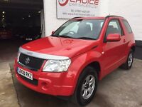 SUZUKI GRAND VITARA 1.6 ** APRIL 2018 MOT ** FULL SERVICE HISTORY ** 1 OWNER **
