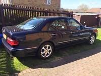 Mercedes E240 Lpg Gas