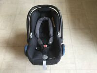 Maxi-Cosi Cabrio Baby Car Seat.