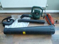 Black & Decker leaf blower/vacuum